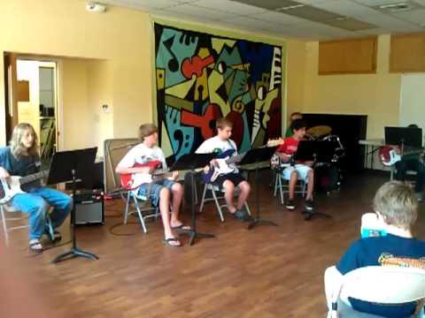 July 15,2011 Cascade School of Music, Bend, OR: