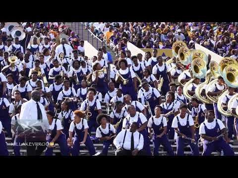 Alcorn State University Marching Band - SWAG Surfin - 2017