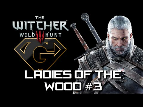 The Witcher 3: Ladies Of The Wood Part 3 - Ending
