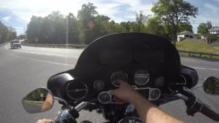 2011 Harley Davidson Ultra Limited Test Drive Review