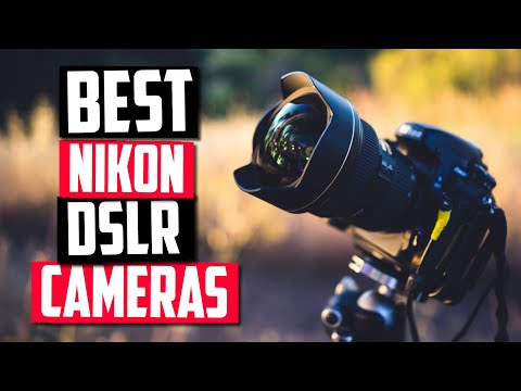 Best Nikon DSLR Camera In 2020 [Top 5 Picks For Beginners & Advanced Photographers]
