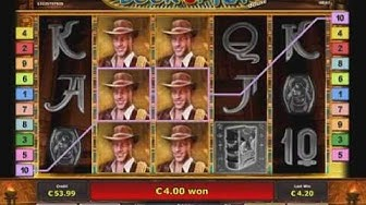 Book of Ra Deluxe Slot - Mega Big Win Bonus