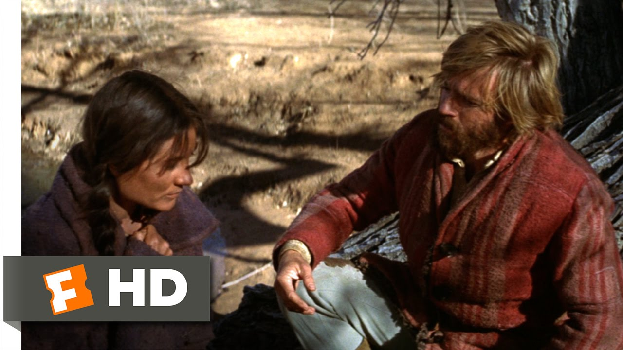 Jeremiah Johnson Quotes | Jeremiah Johnson 4 7 Movie Clip Great Hunter 1972 Hd Youtube