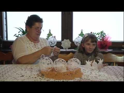 Świąteczne cuda z koronki