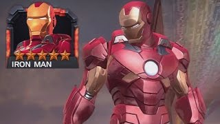 5 STAR IRON MAN REVIEW | MARVEL: Contest of Champions (iOS/Android)