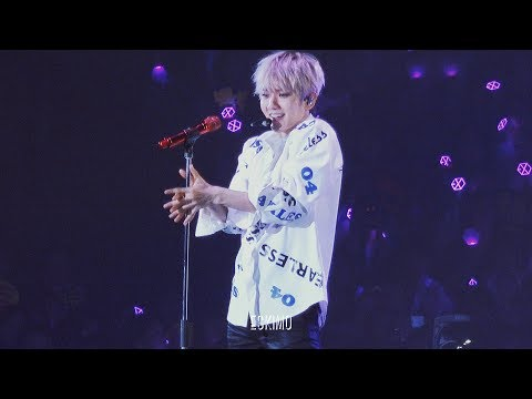 [fancam] 180511-20 Vroom Vroom BAEKHYUN focus. by eskimo