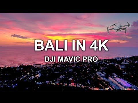 Bali, Indonesia in 4k (DJI Mavic Pro)