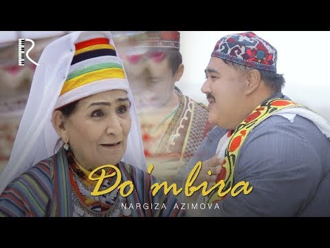 Nargiza Azimova - Do'mbira | Наргиза Азимова - Думбира #UydaQoling