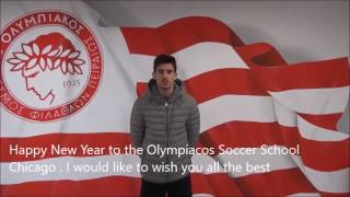Olympiacos FC Wishes to Olympiacos Chicago