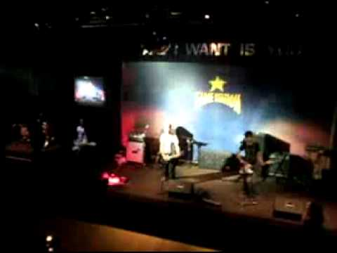 Insectphobia - Its Just Another Holiday [Rocket Rocker Cover] Live @ Fame Station