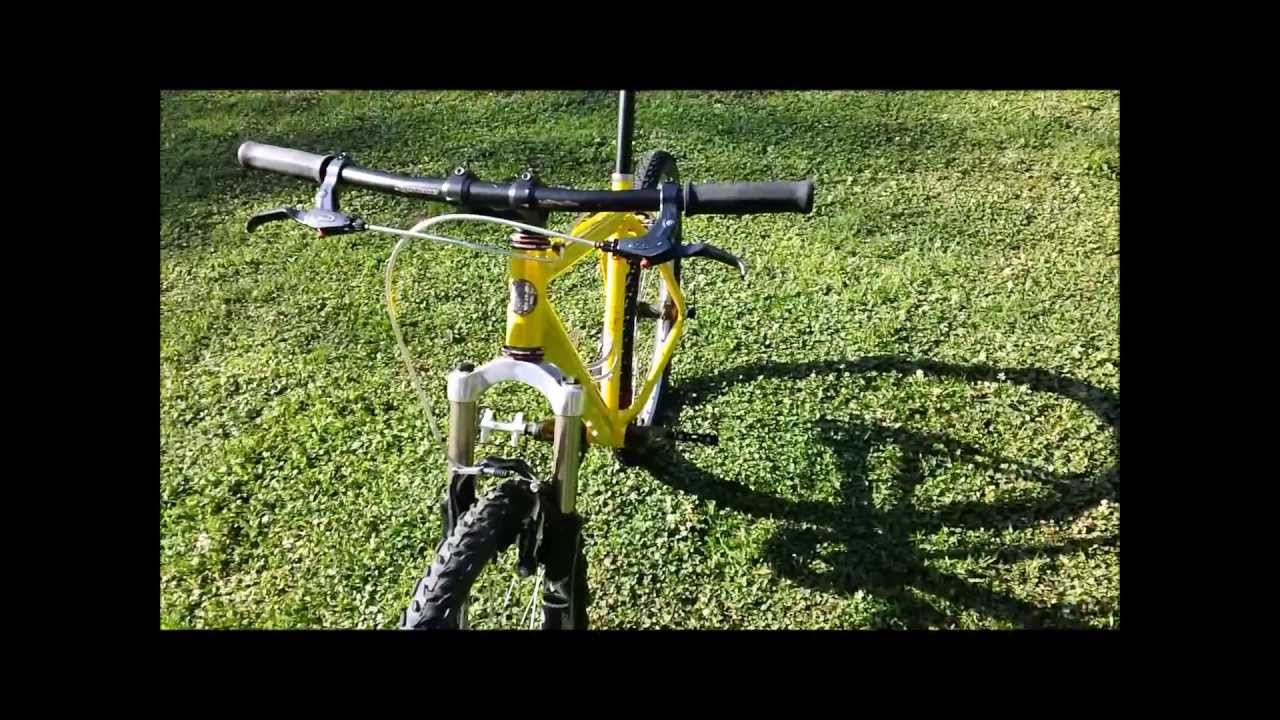 how to build a single speed mountain bike on a budget