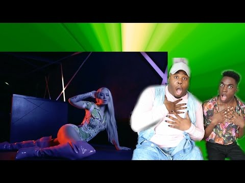 IGGY AZALEA MO BOUNCE REACTION WITH RICKEY THOMPSON  Zachary Campbell