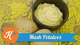 Resep Mash Potatoes | REVO