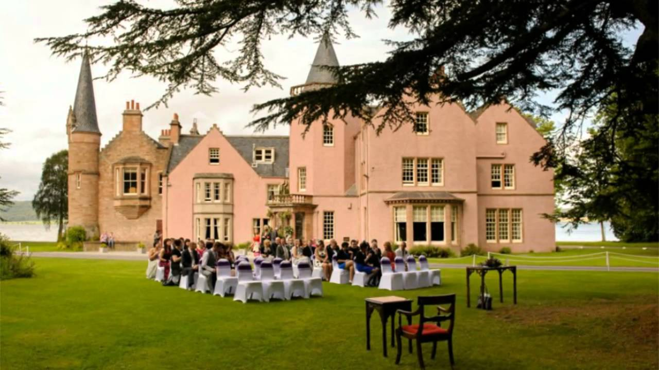 Weddings At Bunchrew House Hotel You
