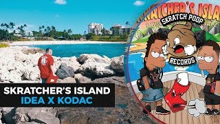dj idea x kodac visualz present skratchers island 4 portablist scratch video