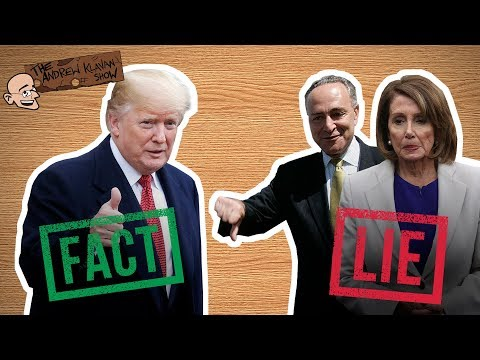 Trump Brings Fact; Dems Bring Fear   The Andrew Klavan Show Ep. 635