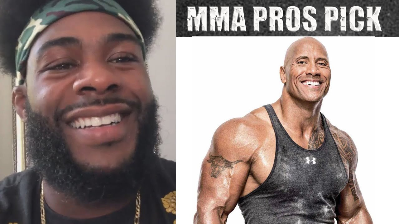 Which Celebrity Should Take An MMA Fight? I MMA Pros Pick