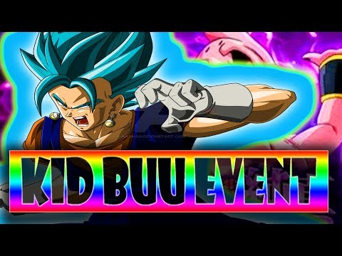 BATTLE AGAINST PURE EVIL | Dragon Ball Z Dokkan Battle Kid Buu Event