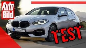BMW 1er (2019): Test - Kompakt - Details