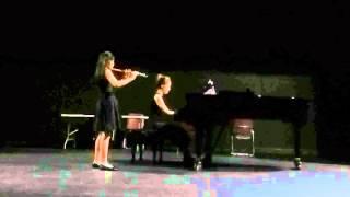 Flute Misol _Taffanel Andante Pastorale / TBC 콩쿠르 1등 (플룻천사 미솔이 _ 타파넬 안단테 파스토랄) 변미솔 플루트