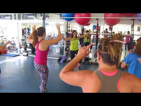 ZUMBA @FitnessClub - Meghan Trainor NO EXCUSES