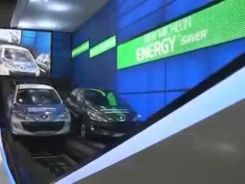 Michelin - Energy Saver Demo