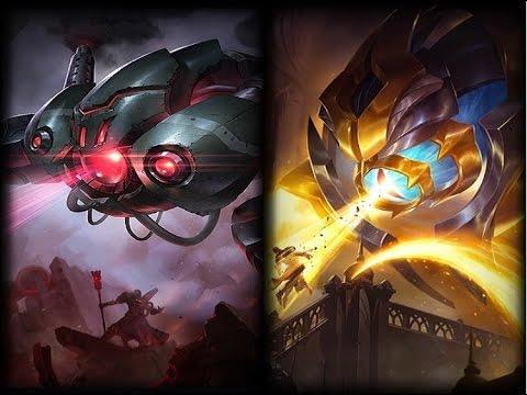 Quel skin choisir pour Vel'Koz ? - League of Legends