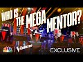 This Season's Mega Mentor Is Revealed - The Voice 2020