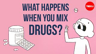 The dangers of mixing drugs - Celine Valery