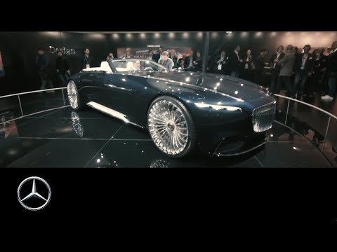 IAA 2017: Mercedes-Benz Cars in the Fast Lane