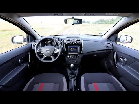 New 2020 Dacia Logan MCV | Interior (Design, MediaNav, Practicality)