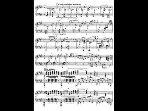 V. Ovchinnikov plays Liszt Transcendental Etudes - No.11 'Harmonies du Soir'