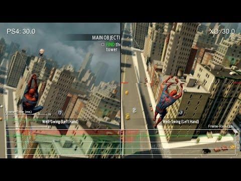 Performance Analysis: The Amazing Spider-Man 2 • Eurogamer net