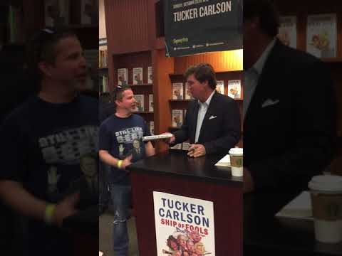 Carlson Tucker At Barnes And Noble College Station Youtube