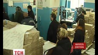 Жителі п'яти міст Донбасу проголосувати так і не змогли