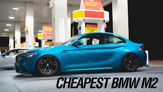 I bought the Cheapest BMW M2