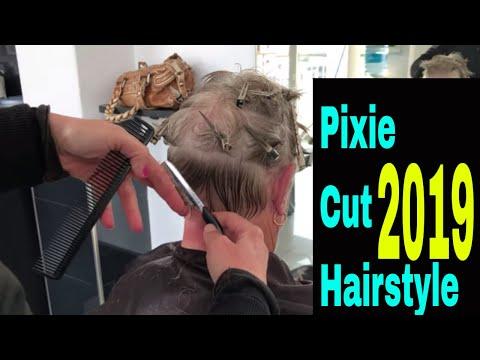 Pixie Cut Hairstyle-Short haircut for women thumbnail