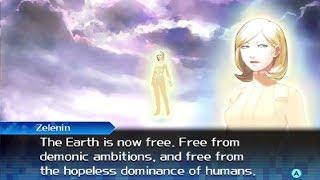 Shin Megami Tensei Strange Journey Redux NEW LAW ENDING