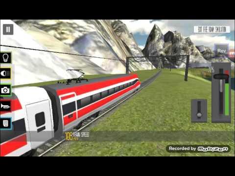 Euro Train simulator - red line to Milano Centrale
