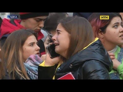 Пожежа в коледжі Одеси: 1 студентка загинула, понад 20 постраждали