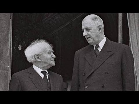 Bombe Atomique israélienne : Général De Gaulle trompé, Président kennedy (JFK) assassiné.