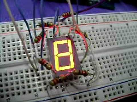 4-Digit 7-Segment LED Display Arduino: 3 Steps