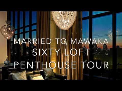 Sixty Loft Penthouse Tour-Sixty Les Hotel