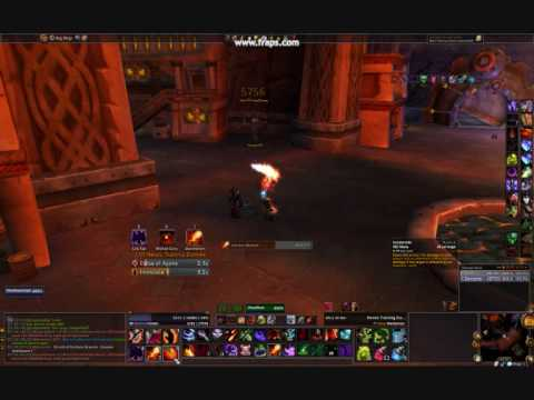 Warlock 0/41/30 Rotation Video