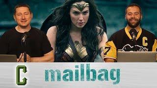 Was Wonder Woman Scene Disrespectful To Veterans? - Collider Mailbag
