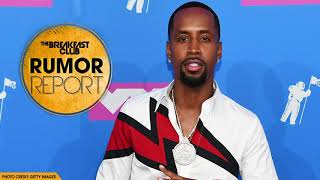 Safaree Tells DJ Envy He Has a New Record Coming Out