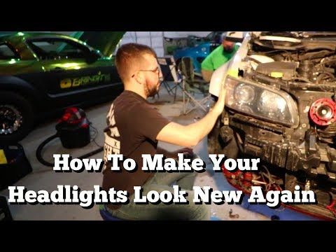 Episode 6: How to Polish Your Headlights