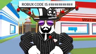 Je suis devenu le OWNER - Gave out FREE ROBUX. (Roblox)