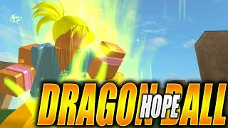 Dragon Ball Z Hope in Roblox | Will This Game Be Good? | iBeMaine