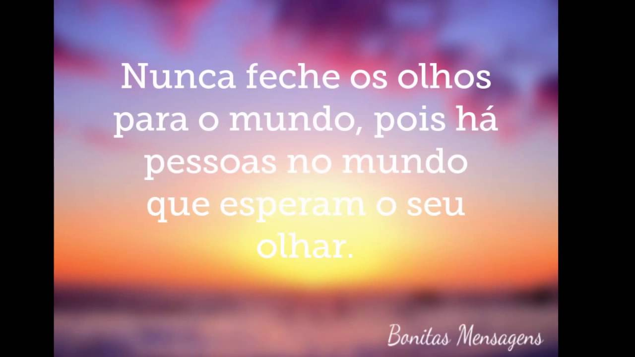 frases bonitas Pequenas por do sol